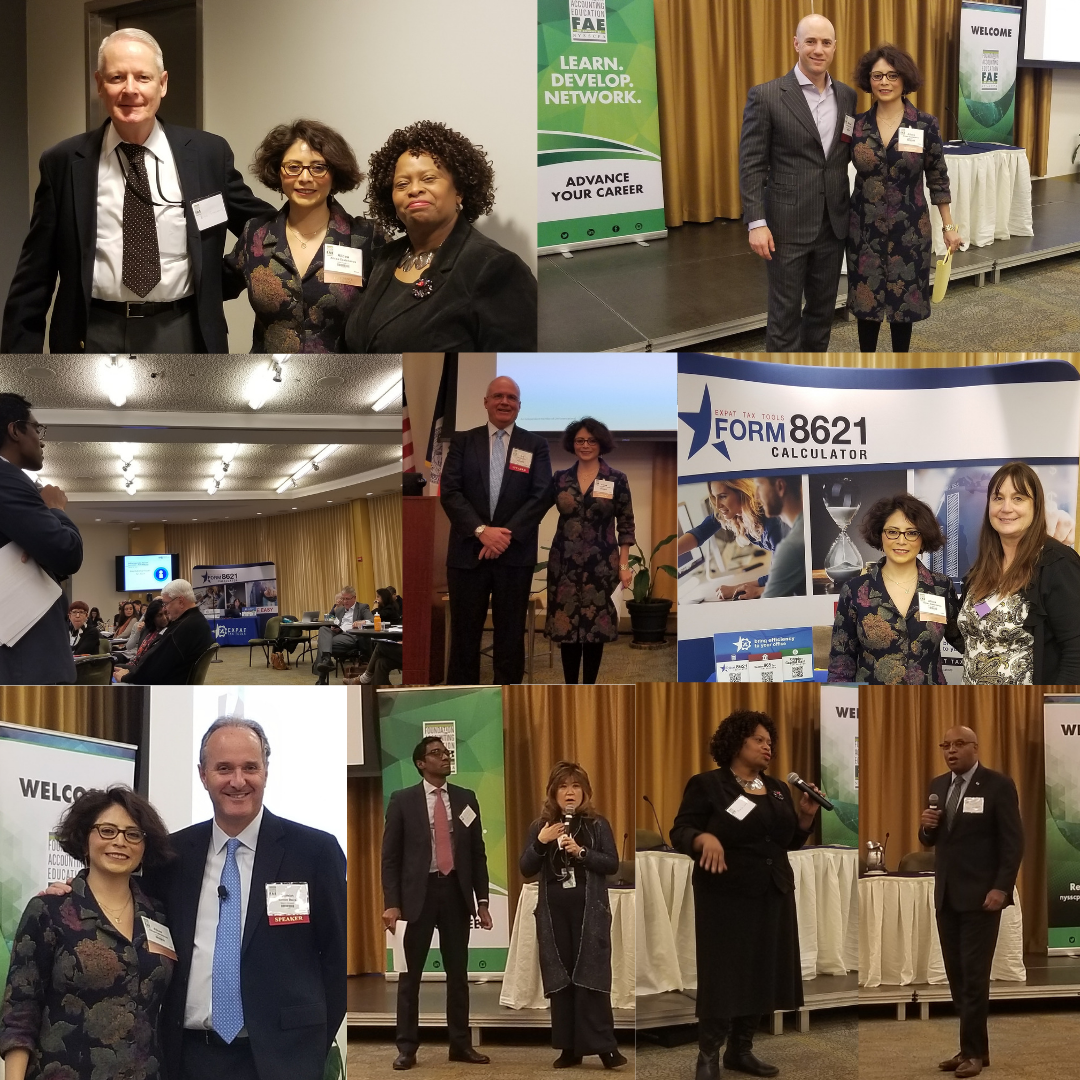 Photos from 2019 NYSSCPAs International Tax Conference - January 29th, 2019